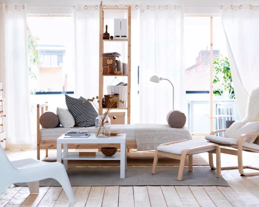 Шведский стиль компании Икеа