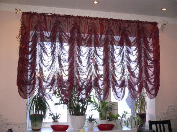 французские ткани для штор