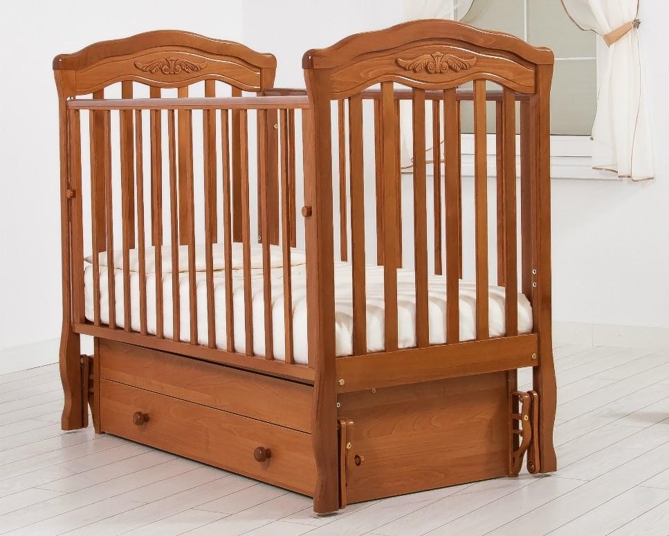 Детская кроватка Дашенька