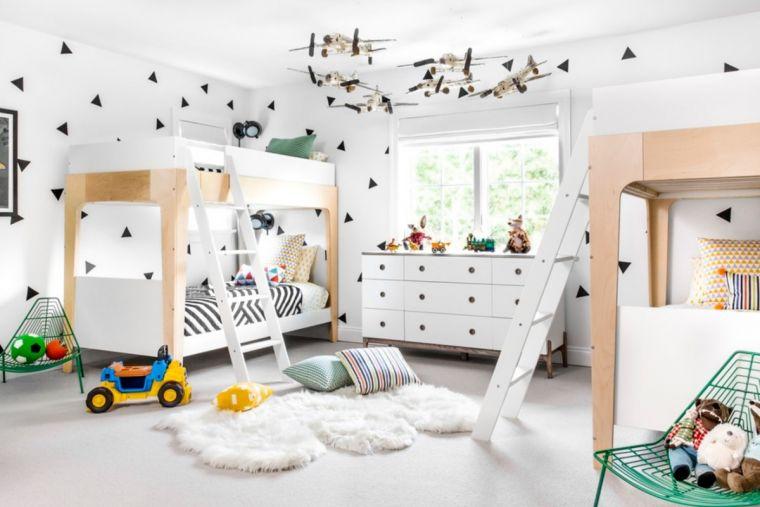 Большая детская комната - советы по оформлению и стильные тенденции декора. 130 фото и видео модных идей