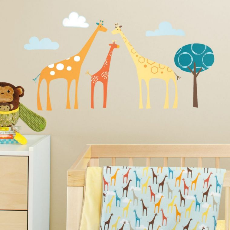 Декор для детской - тонкости, секреты и хитрости создания красивого и современного дизайна для детей (90 фото)