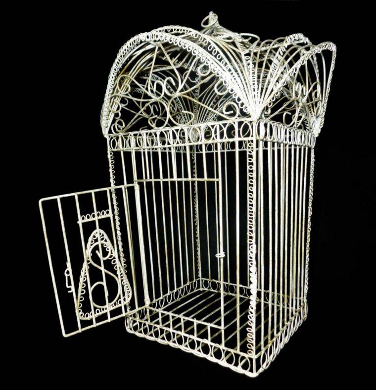 Декоративная клетка - обзор популярных идей и примеры использования клетки в оформлении дизайна (90 фото)