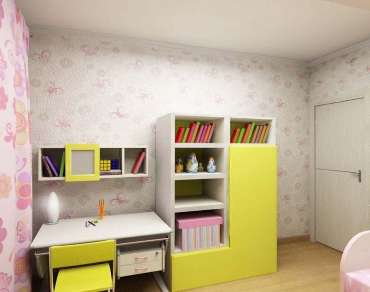 Детская 12 кв. м - 105 фото красивых идей и сочетаний интерьера для девочек и мальчиков