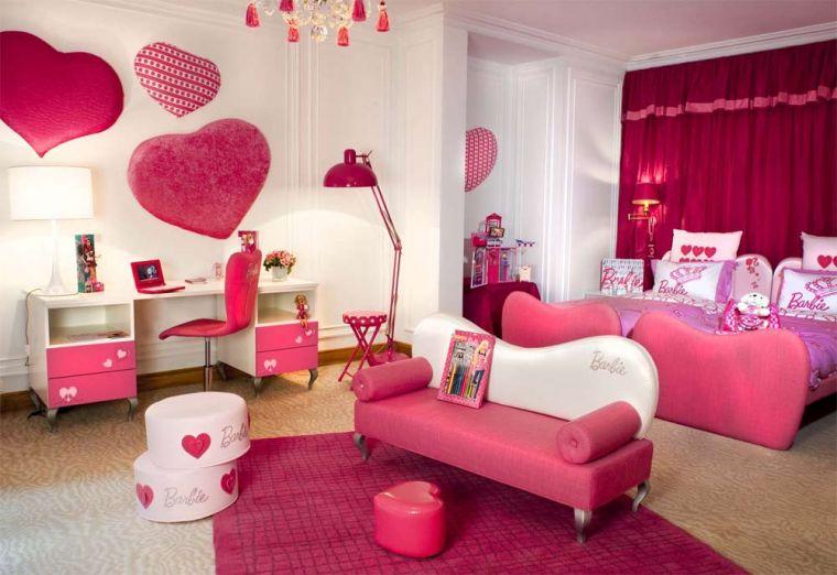 Детская комната для девочки - стильные оформления и лучшие идеи для девочек всех возрастов (125 фото)