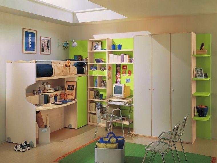 Детская комната для школьника - как обустроить функционально и стильно современное рабочее место школьника (95 фото)