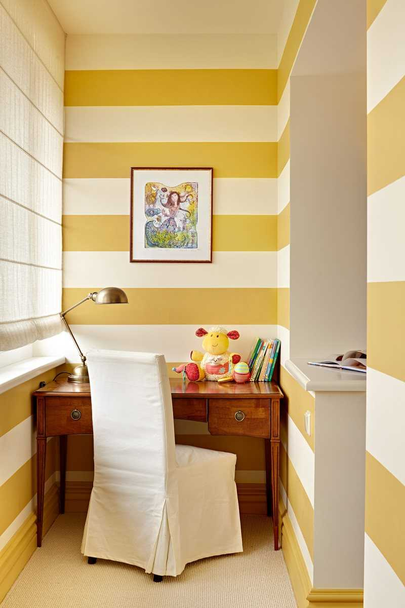 Детская комната с балконом - стильные идеи дизайна, утепление и варианты отделки комнат (75 фото)