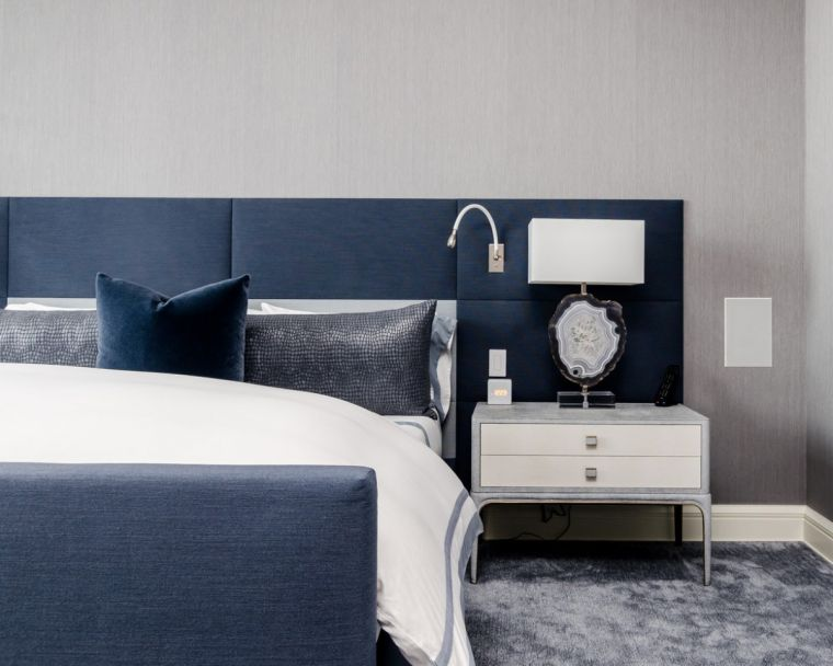 Дизайн спальни - самые красивые идеи оформления интерьера и украшения спальни (110 фото и видео)
