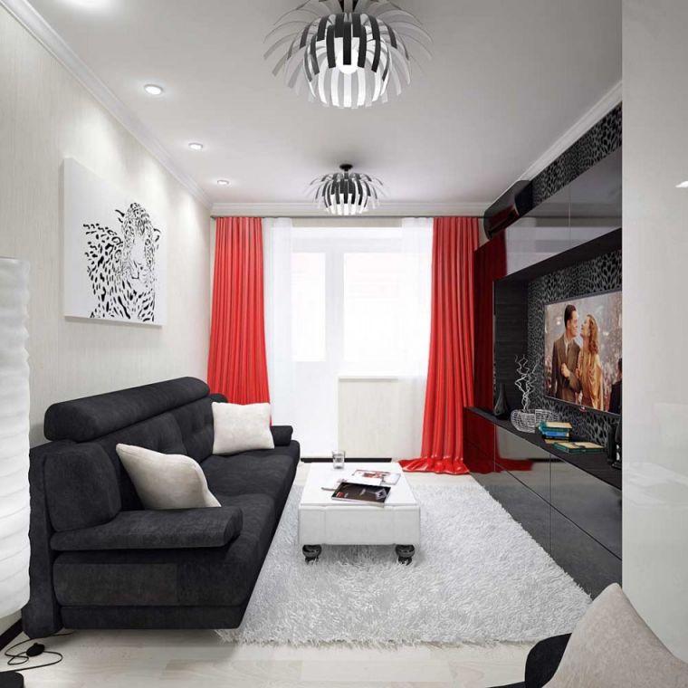 Гостиная 18 кв. м. - лучшие идеи по созданию уютного интерьера и стильных сочетаний дизайна (120 фото)