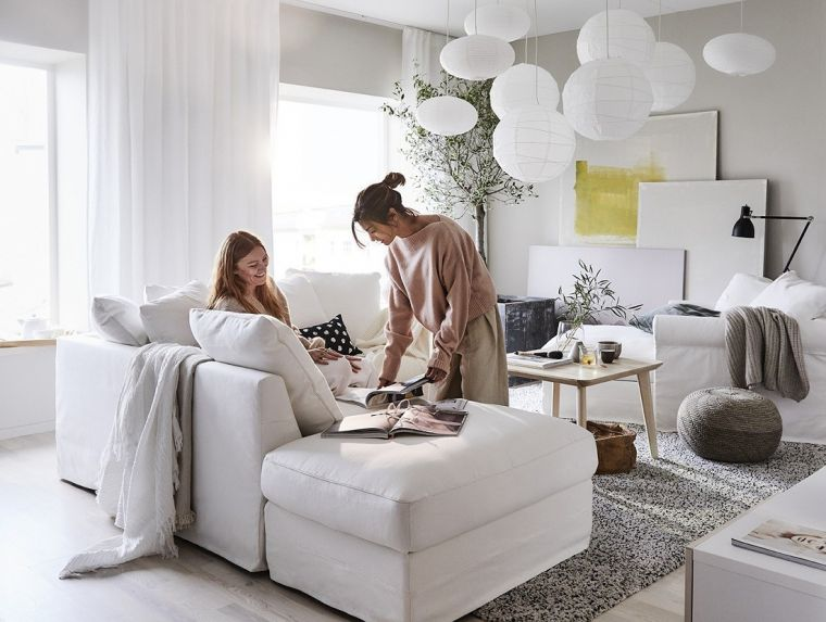 Гостиная 2021 года: самые интересные идеи современных дизайнеров и тренды сезона (155 фото)