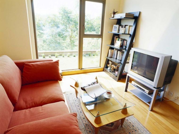 Гостиная в квартире - особенности оформления интерьера и правила оптимальных сочетаний (145 фото)