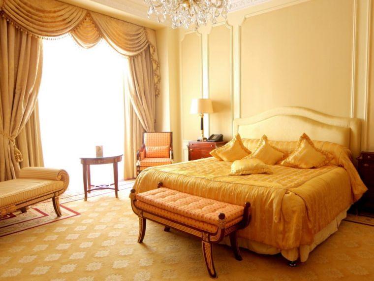 Как расположить спальню - 125 фото реальных примеров обустройства и красивого оформления спальных комнат