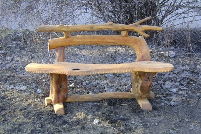 Как сделать скамейку со спинкой - лучшие идеи оформления стильных, простых и элегантных садовых скамеек (100 фото и видео)