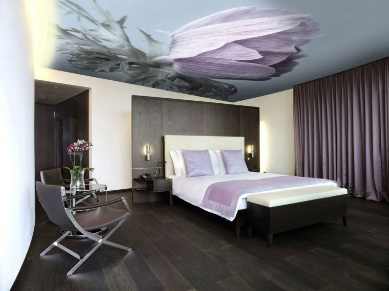 Комбинированные спальни: модные идеи оформления интерьера и современные сочетания для спальни (105 фото)