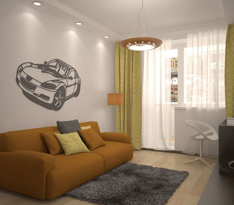 Комната 14 кв. м - как создать стильный дизайн со вкусом. Красивый интерьер в современных стилях (115 фото)
