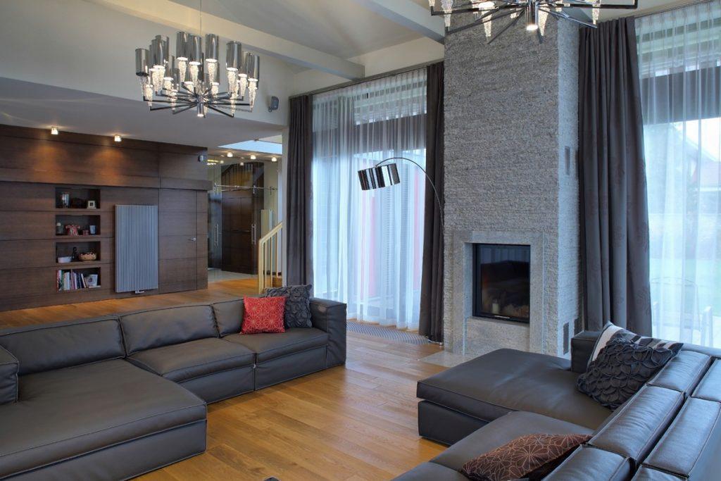 Комната 16 кв. м - интерьер гостиной и примеры профессиональных идей оформления комнат (115 фото и видео)