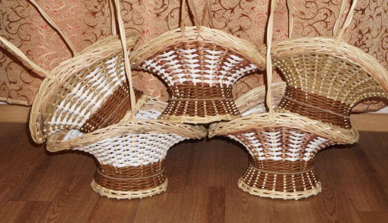 Корзины из лозы: лучшие идеи и тонкости использования плетеных украшений в дизайне (100 фото)