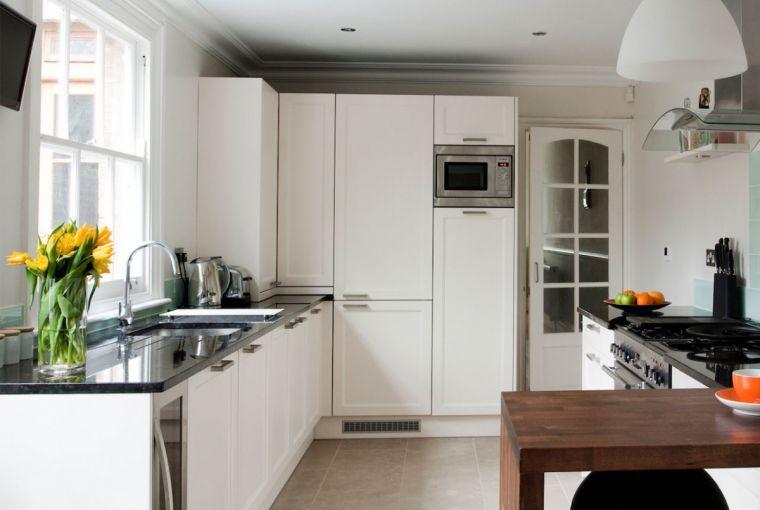 Кухня 9 кв. м: 140 фото реальных примеров стильного и красивого дизайна интерьера