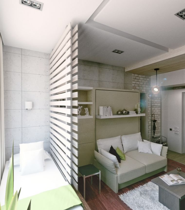 Квартира 30 кв. м: современные идеи, варианты красивого оформления и идеи распределения места (100 фото)