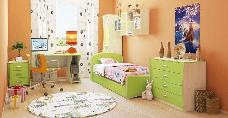 Мебель в детскую комнату - свежие идеи оформления и новинки дизайна мебели для детей (70 фото)