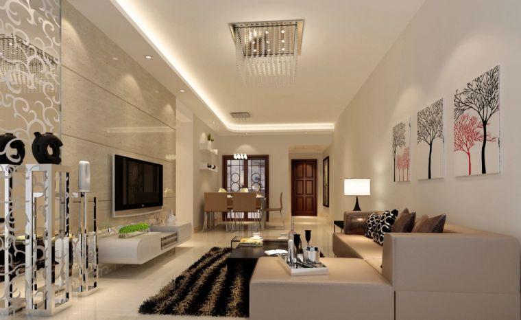 Освещение в гостиной - оригинальные решения как разместить светильники в гостиной. Советы дизайнеров по выбору самых практичных идей (85 фото)