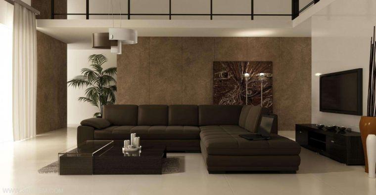 Отделка гостиной - современные идеи дизайна, красивые украшения и особенности проведения ремонта (90 фото)