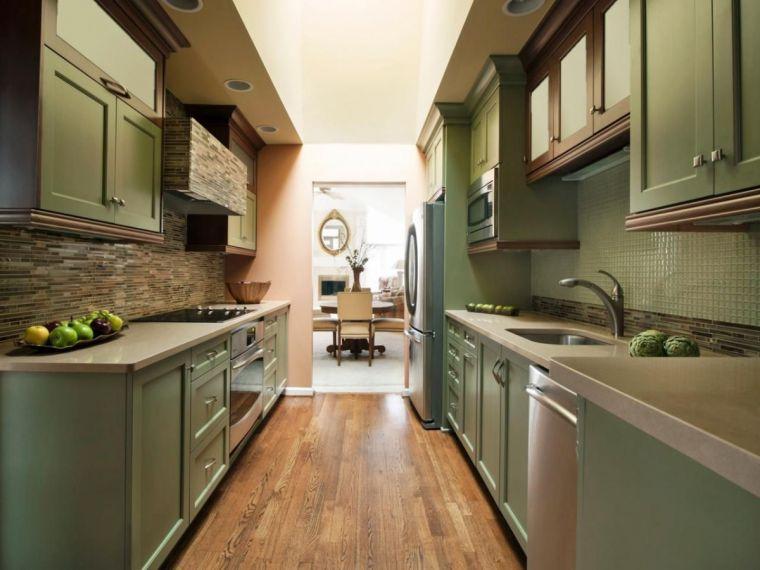 Планировка кухни: идеи грамотных вариантов распределения места и примеры стильного дизайна для кухни (110 фото)