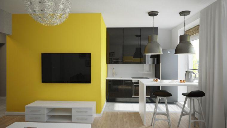 Планировка однокомнатной квартиры: варианты стильного дизайна, перепланировка и реальные примеры оформления (130 фото)