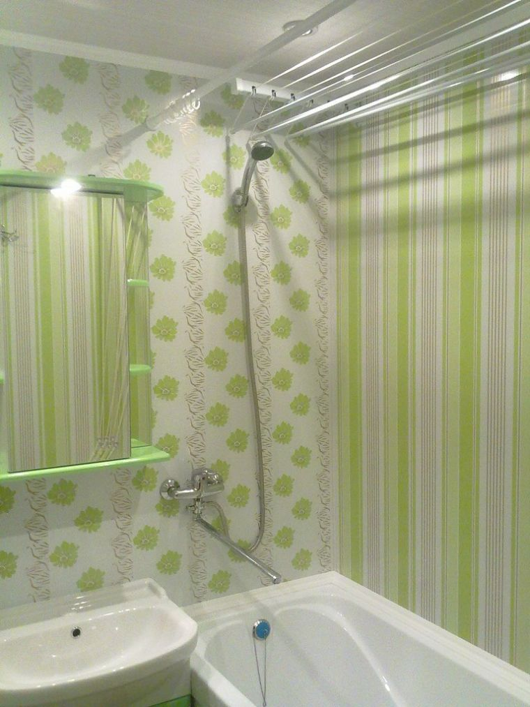 Пластиковые ванные комнаты - 105 фото современных идей отделки ванной комнаты пластиком