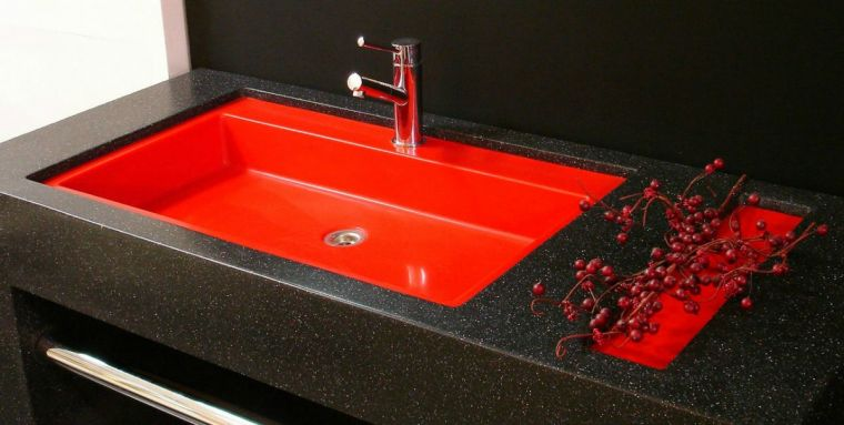 Раковина в ванную - необычный дизайн и лучшие варианты сочетаний в ванных комнатах оформленных в современных стилях (130 фото)