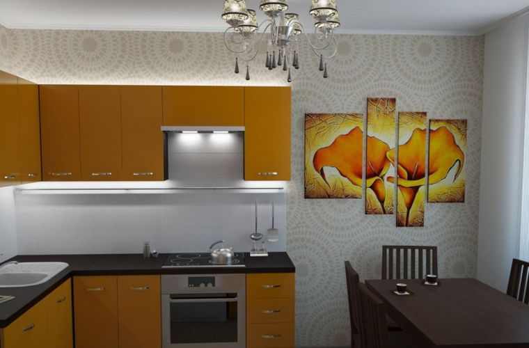 Ремонт кухни: красивые идеи оформления и стильные варианты обновления кухни (115 фото и видео)