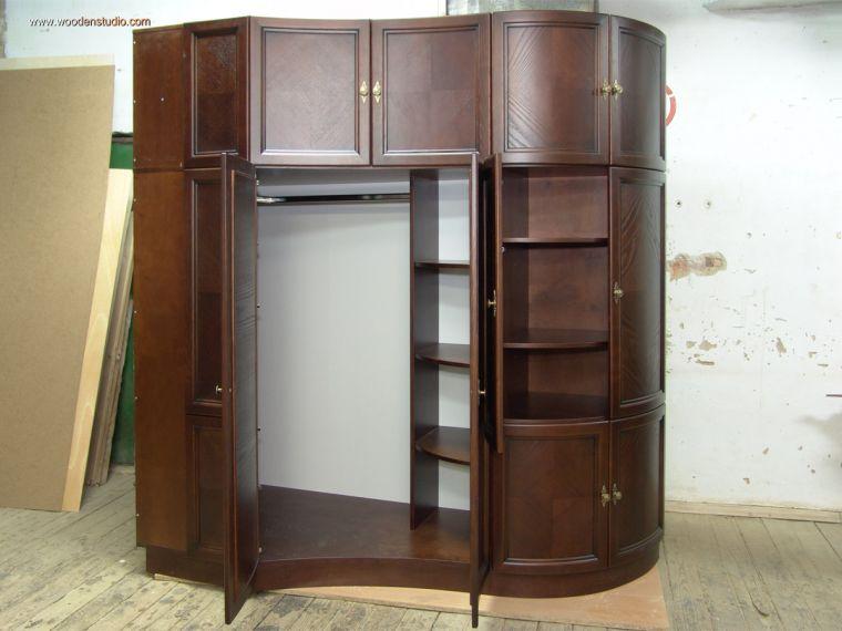 Шкаф в прихожую - советы по выбору, расположению и самые модные тенденции оформления шкафов (110 фото)