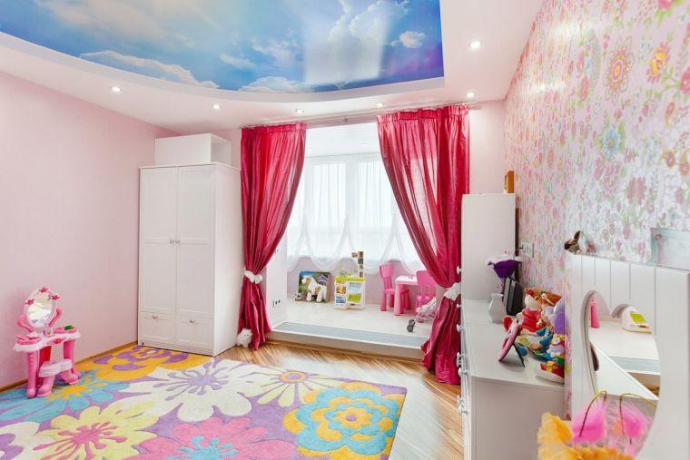 Шторы в детскую комнату - обзор лучших моделей 2021 года и советы дизайнеров по выбору цвета (140 фото + видео)