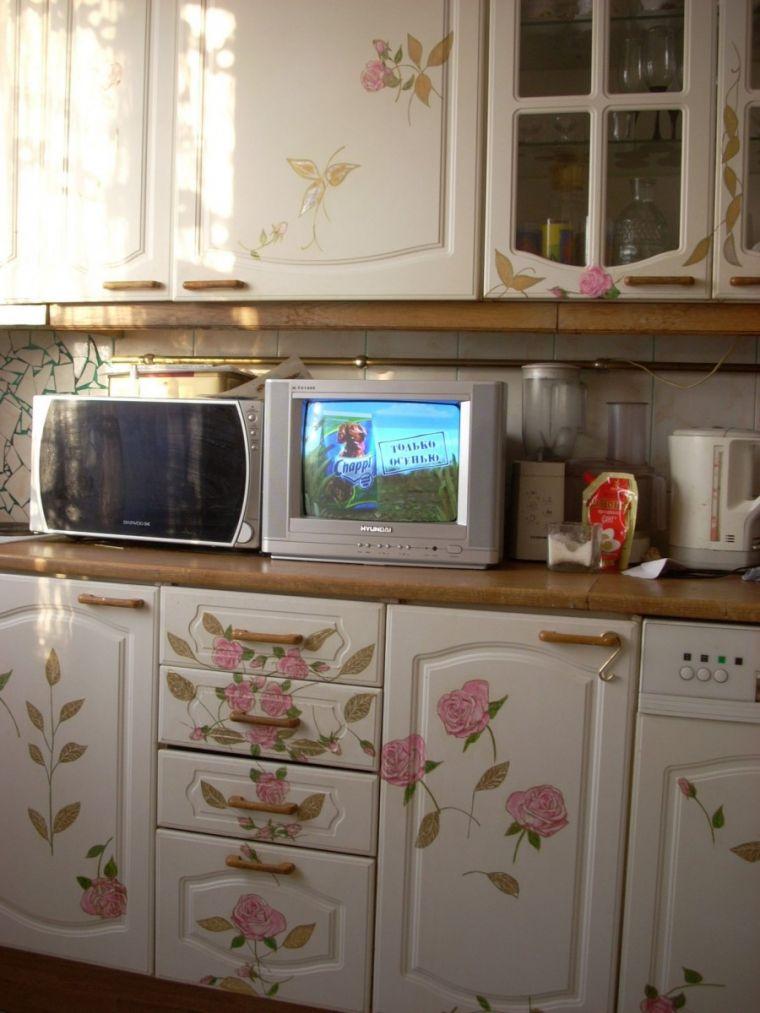 Советы как обновить мебель - пошаговый мастер-класс как обновить своими руками старые элементы мебели (125 фото)