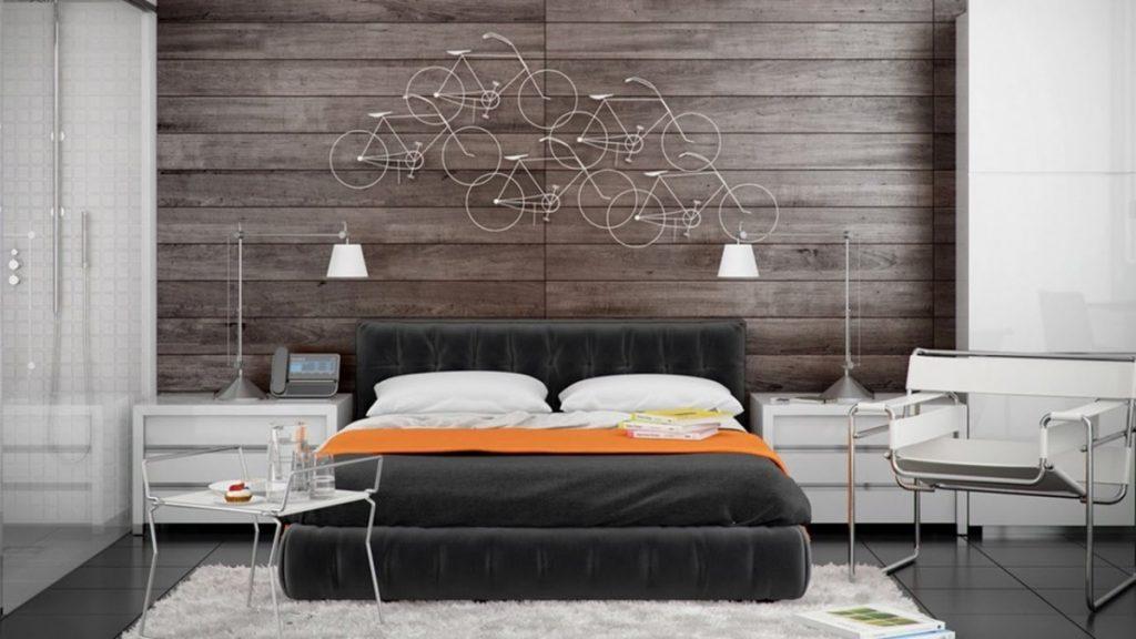 Современные спальни - тенденции оформления и варианты создания самого красивого дизайна (90 фото)