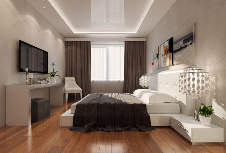 Спальня 2021 года: модные идеи интерьера и современные варианты оформления спален различных размеров (110 фото)