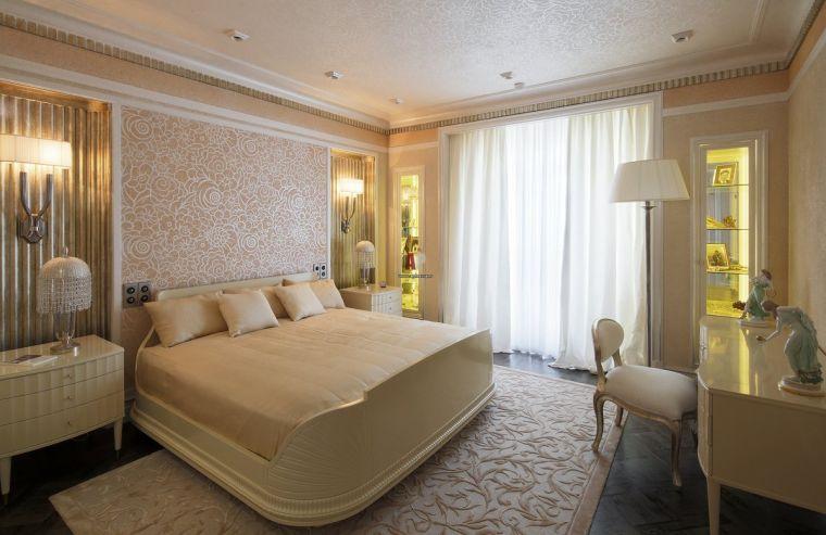 Стены в спальне: 95 фото лучших оформлений и примеры создания уютного дизайна