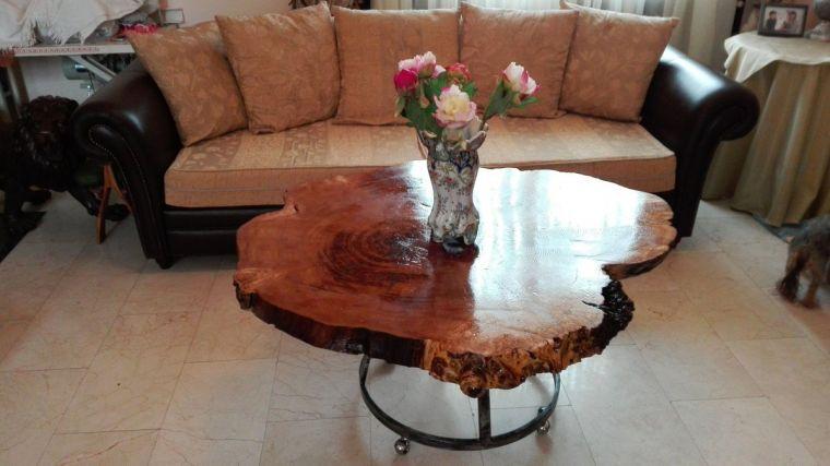 Стол из спила дерева своими руками - стильные и оригинальные идеи создания столов и идеи по выбору их дизайна (140 фото)