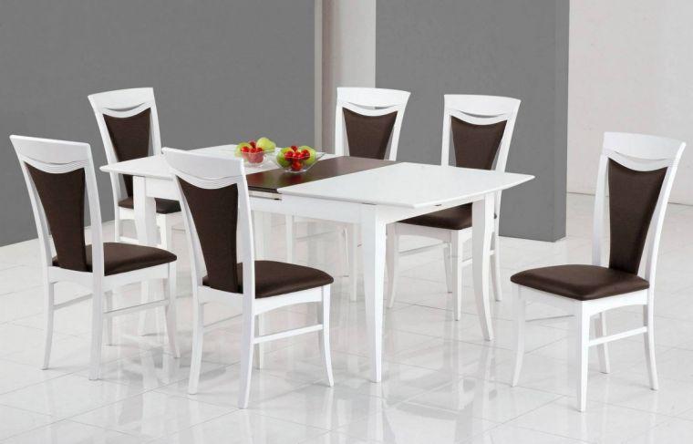 Столы для кухни - современные модели и варианты их размещения в кухонном интерьере (85 фото)