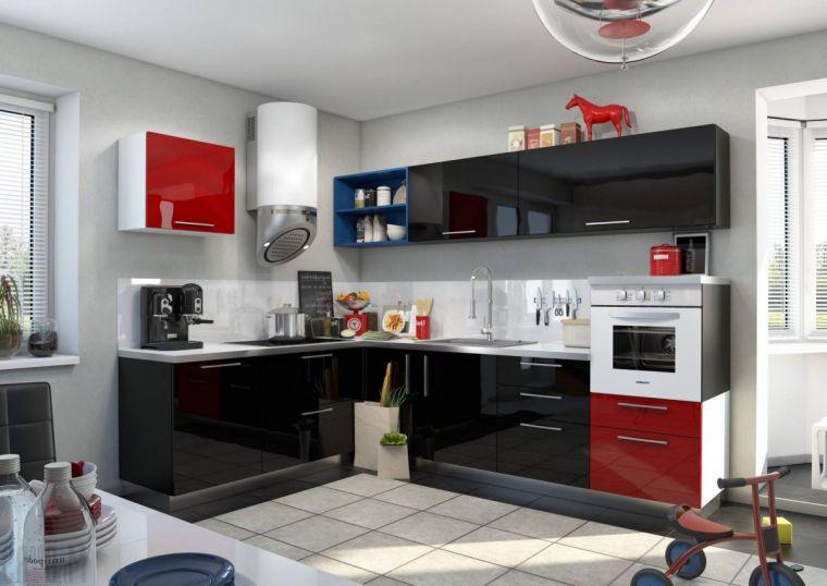 Цвет для кухни - самые оптимальные цветовые гаммы и сочетания. 100 фото лучших идей и обзор самых красивых сочетаний