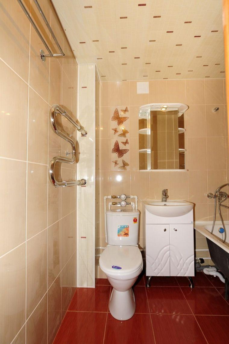Трубы в ванной: простые и аккуратные варианты монтажа и советы как красиво спрятать коммуникации (90 фото)