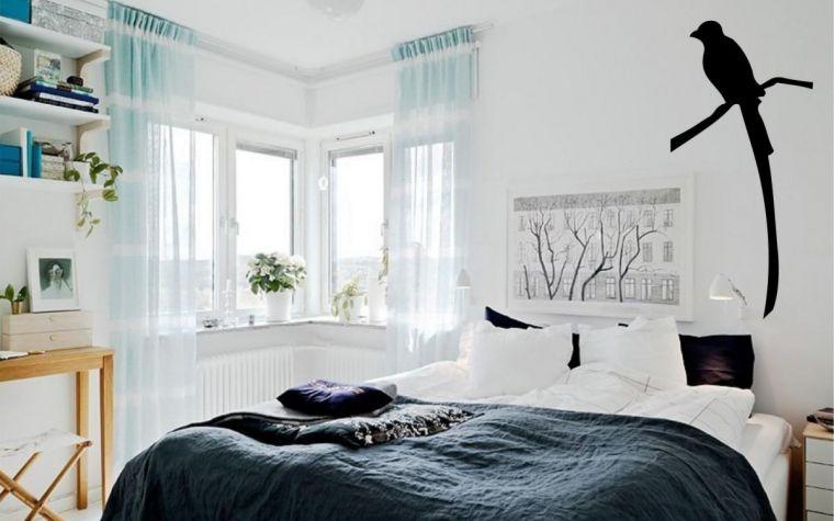 Угловые спальни - 135 фото лучших идей дизайна и стильного актуального оформления