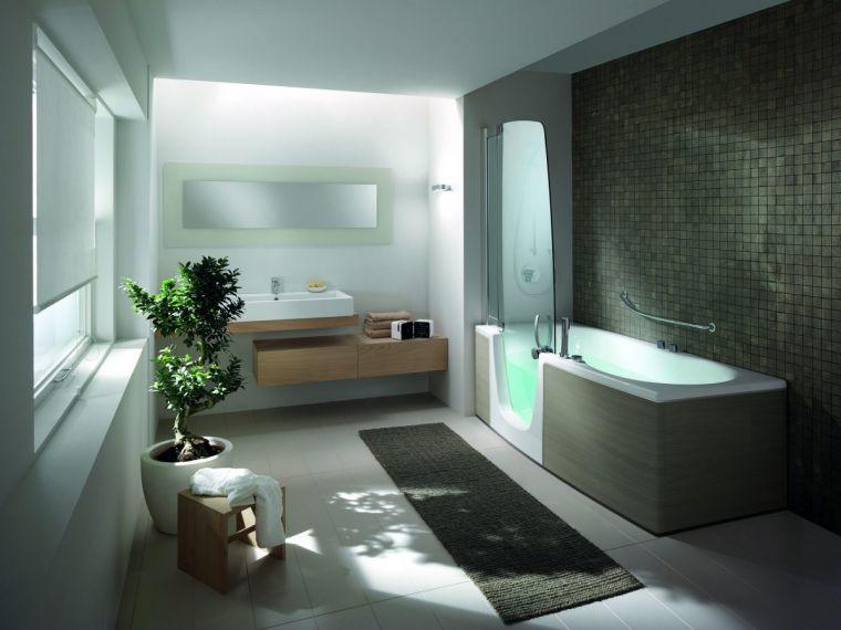 Ванная с душевой кабиной - плюсы, минусы, советы по выбору и установке в ванной комнате (125 фото)