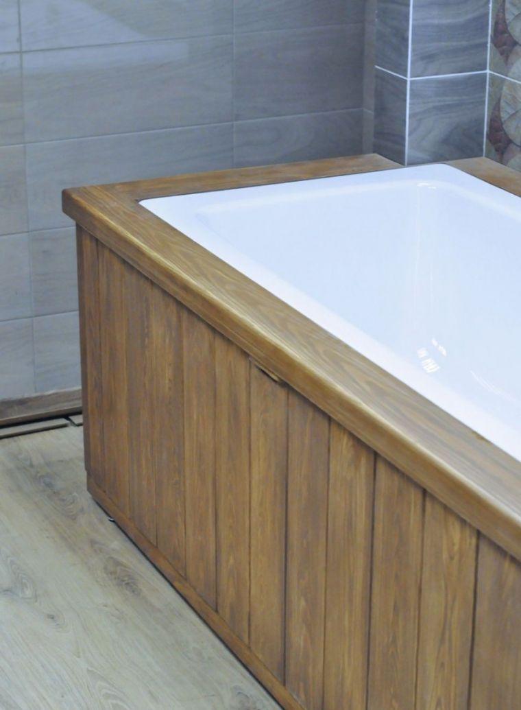 Ванны для ванной комнаты - советы по выбору и размещению. Идеи для небольших ванных комнат и подбор под дизайн интерьера (135 фото)