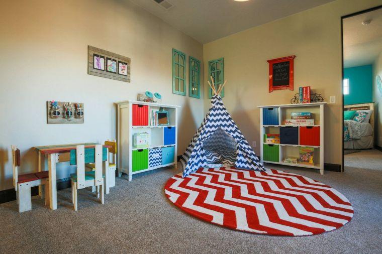 Как оформить детскую комнату - обзор новинок, лучшие стильные идеи и варианты оформления детской (95 фото)