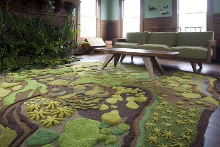 Ковры в гостиную - 115 фото новинок современных ковров в гостиную комнату. Видео-советы как правильно подобрать ковер