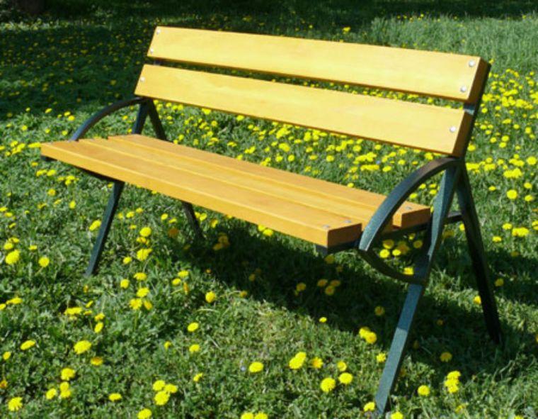 Как сделать лавочку - красивые и необычные варианты изготовления садовых скамеек (135 фото)