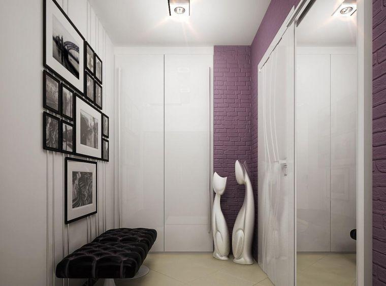 Ремонт прихожей - 120 фото красивого декоративного оформления прихожих разных размеров