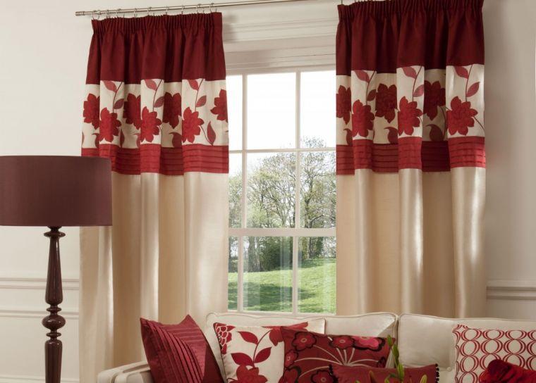 Шторы в гостиную - 90 фото современных красивых идей сочетаний и идеальных украшений