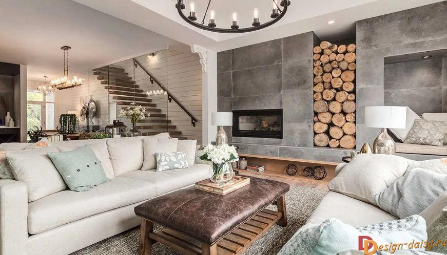 Дизайн интерьера дома - воплощение мечты