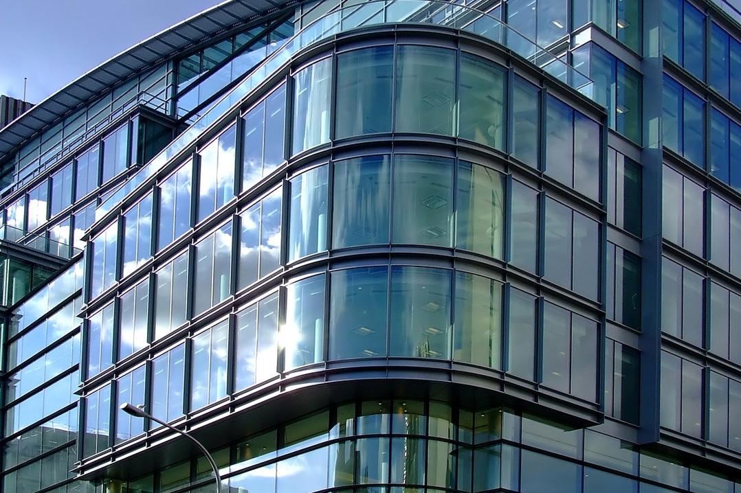 Виды фасадов: легкие конструкции